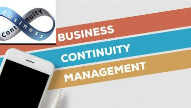business continuity management system and planning