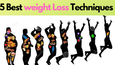 best weight loss techniques