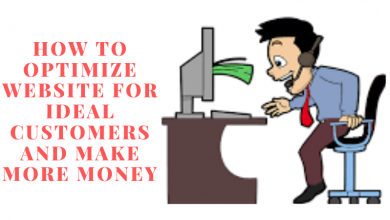 how to optimize website to make more money