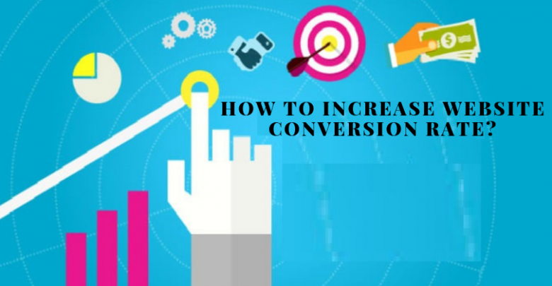 increase website conversion rate