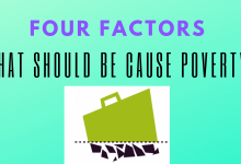 causes of poverty in points