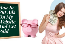 how to put ads on my website and get paid