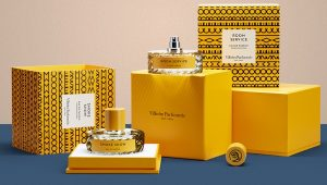 Recyclable Material - Creative perfume packaging Ideas