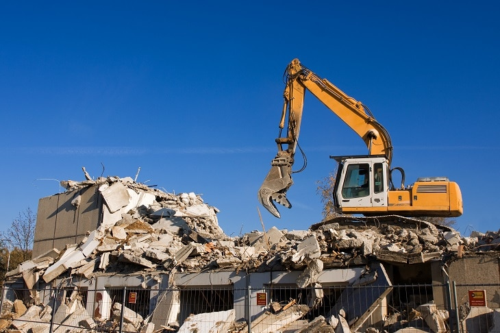 Key points to hiring a demolition contractor