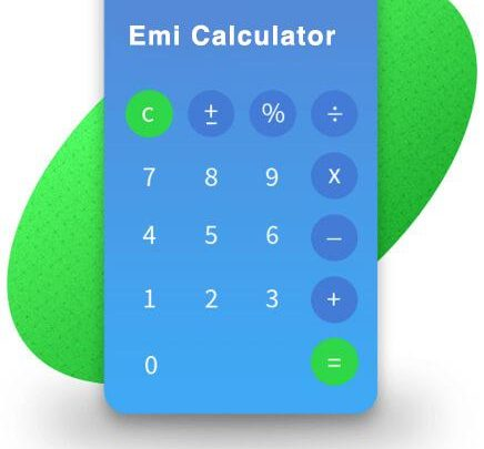 Housing loan EMI calculator