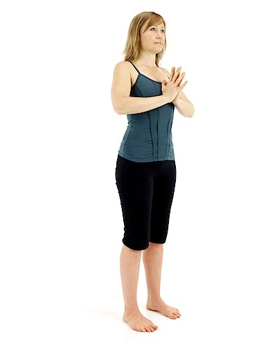 Gentle Yoga Sequence For Summer