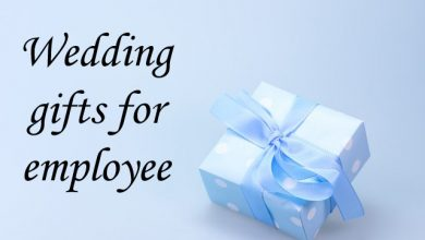 Best Wedding Gifts For Employees or Female Colleagues