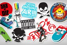 How to Buy Fabulous Skateboard Stickers on Tight Budget
