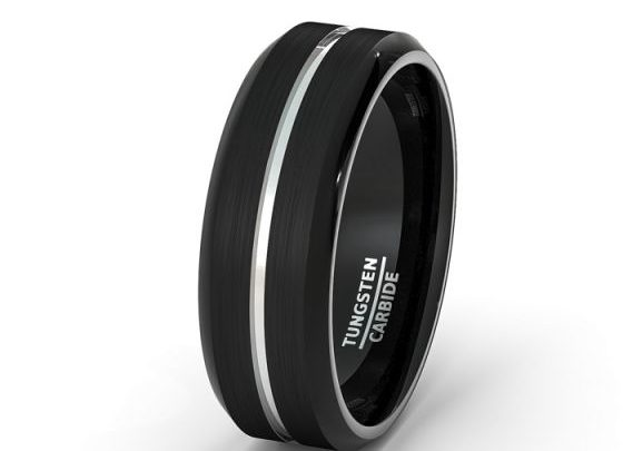 Make a Great Fashion Statement by Opting for Tungsten Rings