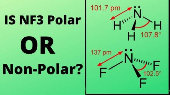 Is Nf3 polar?